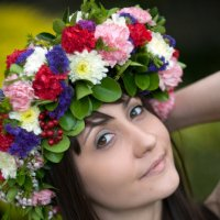 Весенний портрет :: Дмитрий Горлов