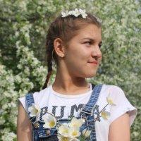 За подснежниками :: Анастасия Рябкова