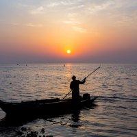 Рыбак :: Olga Lakeeva