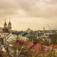 Витебск...крыши старого города... :: Людмила Комарова