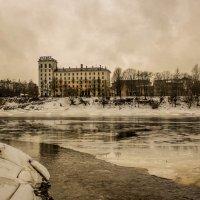 Витебск ...Западная Двина... :: Людмила Комарова