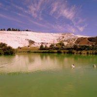 Озеро на Памуккале . :: Мила Бовкун