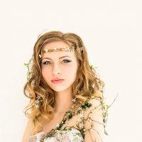 портретная ретушь, образ от стилиста :: Антонина