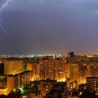 Небесный Тесла :: Андрей Майоров