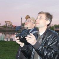 Фанаты ночного неба... :: Александр Широнин
