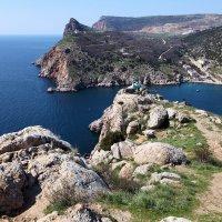 Крым, Балаклава. :: Валерий Князькин