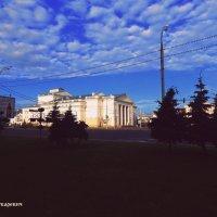 Дворец Культуры железнодорожников :: Сашко Губаревич