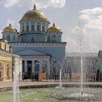Казанский собор. Лебедянь.  Липецкая область :: MILAV V