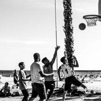 уличный баскетбол :: sergio tachini
