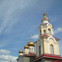 С Праздником Святой Троицы ! :: марина ковшова