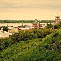 Красоты волжского высокогорья :: Андрей Головкин