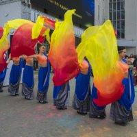 Северодвинск. Праздник красок (2) :: Владимир Шибинский