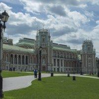 Царицынский дворец :: Яков Реймер