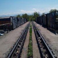 забытое ДЖ в Алматы :: Maxim Burkeyev