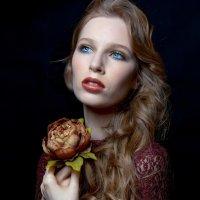 Портрет :: Анастасия Ларкина