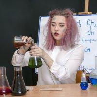 Юный химик :: Андрей Мартынюк