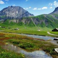ой горы, вы синие горы :: Elena Wymann