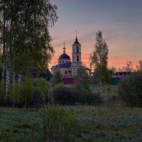 Веет с поля ночная прохлада...© :: Roman Lunin