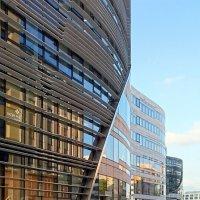 Современные здания Дюссельдорфа :: Валерий Новиков