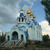 Церковь в честь Самарских святых :: марина ковшова