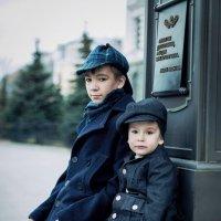 Шерлок и Ватсон :: Ольга Чиж