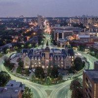 Университет Торонто, факультет архитектуры, ландшафта и дизайна (Канада) :: Юрий Поляков