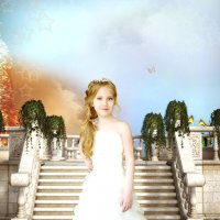 Маленькая принцесса :: Вероника Подрезова