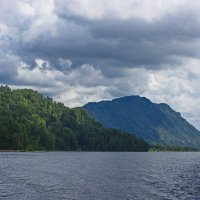 Телецкое озеро :: val-isaew2010 Валерий Исаев