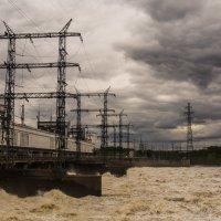Камская ГЭС (Пермь) :: Татьяна Шторм