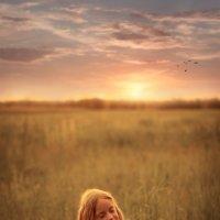 в поле... :: Александра Домнина