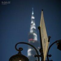 Дубай, в огнях Бурж Халифа :: Ruslan Shayakhmetov