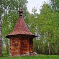 Деревянное зодчество. :: Юрий Шувалов
