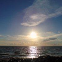 Солнце сбросило фату . :: Мила Бовкун