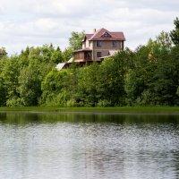 Загородный домик. :: Светлана Крюкова