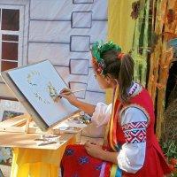 Юная художница :: Сергей Тарабара