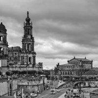 Балкон Европы - Дрезден :: Александр Яковлев