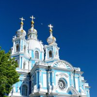 Смольный собор :: Владимир Филимонов
