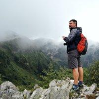 На горе Ачишхо :: Денис Масленников