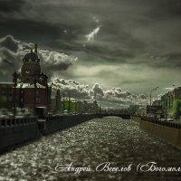 Питерские зарисовки 2 :: Андрей Веселов ( Богомолов)
