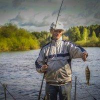 ловись рыбка... :: Игорь