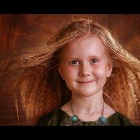 Девочка из замка :: Римма Алеева