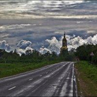 после дождя :: Дмитрий Анцыферов