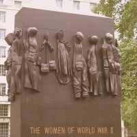 Памятник женщинам Второй мировой :: Марина Домосилецкая