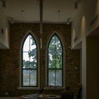 Не мог пропустить такой кадр, осматривая помещения старейшего университета Торонто :: Юрий Поляков