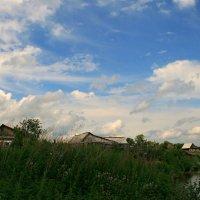 А я всё про деревню ... :: Евгений Юрков