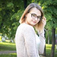 юная фотомодель :: Олег Попов