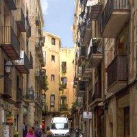 Улочка в старом квартале Барселоны... :: Cергей Павлович