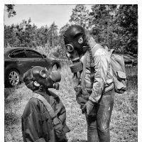 диалог в лесу :: Сергей Демянюк