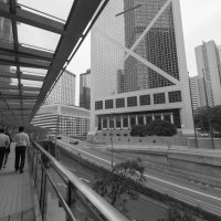 Hong Kong urban geometry :: Sofia Rakitskaia