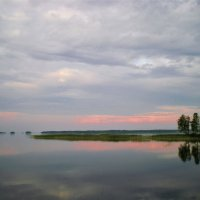 Вечер на Онежском озере :: Avada Kedavra!
